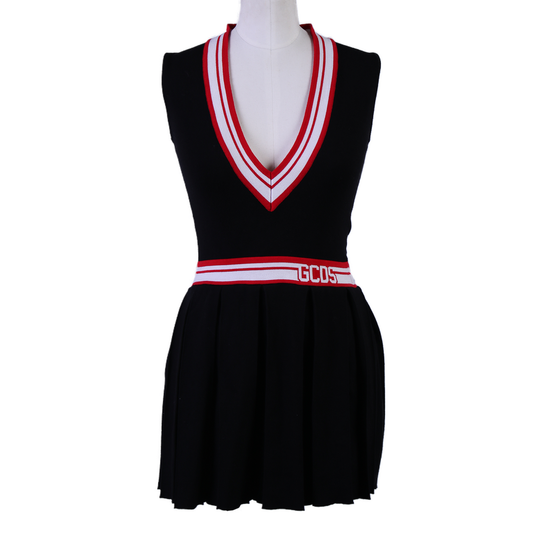 GCDS Tennis Mini Dress