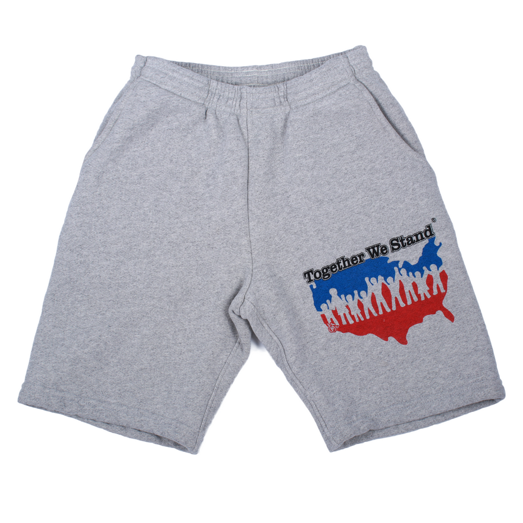 Cherry LA Together We Stand Sweat Shorts