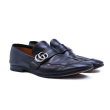 Load image into Gallery viewer, Gucci Leather GG Loafers