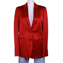 Load image into Gallery viewer, Helmut Lang Satin Blazer