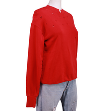 Load image into Gallery viewer, Helmut Lang Slash Neck Sweatshirt