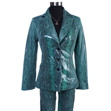 Load image into Gallery viewer, J BRAND X Halpern Blazer Suit Set
