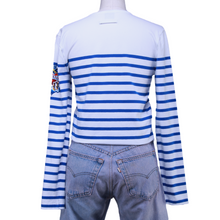 Load image into Gallery viewer, Jean Paul Gautier Matelot Long Sleeve Tee