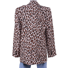 Load image into Gallery viewer, The Kooples Leopard Print Blazer