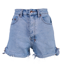Load image into Gallery viewer, Ksubi Hi And Hawt Denim Shorts