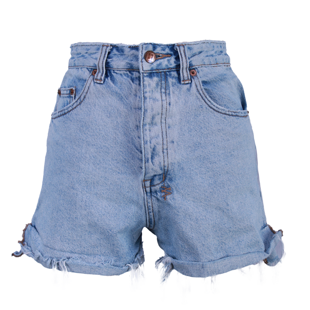 Ksubi Hi And Hawt Denim Shorts