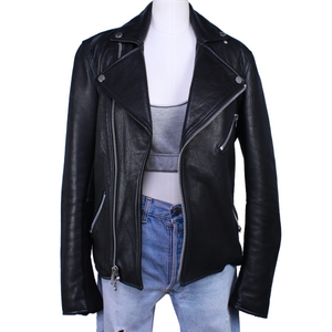 The Arrivals Lautner Leather Jacket