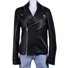Load image into Gallery viewer, The Arrivals Lautner Leather Jacket