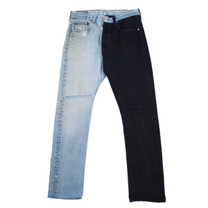 Levi's Two-Tone Jeans