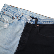 Load image into Gallery viewer, Levi's Two-Tone Jeans