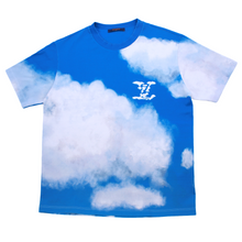Load image into Gallery viewer, Louis Vuitton Cloud Print Tee