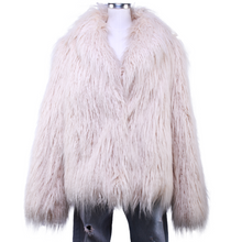 Load image into Gallery viewer, Majorelle Molly Faux Fur Coat