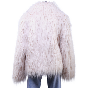 Majorelle Molly Faux Fur Coat