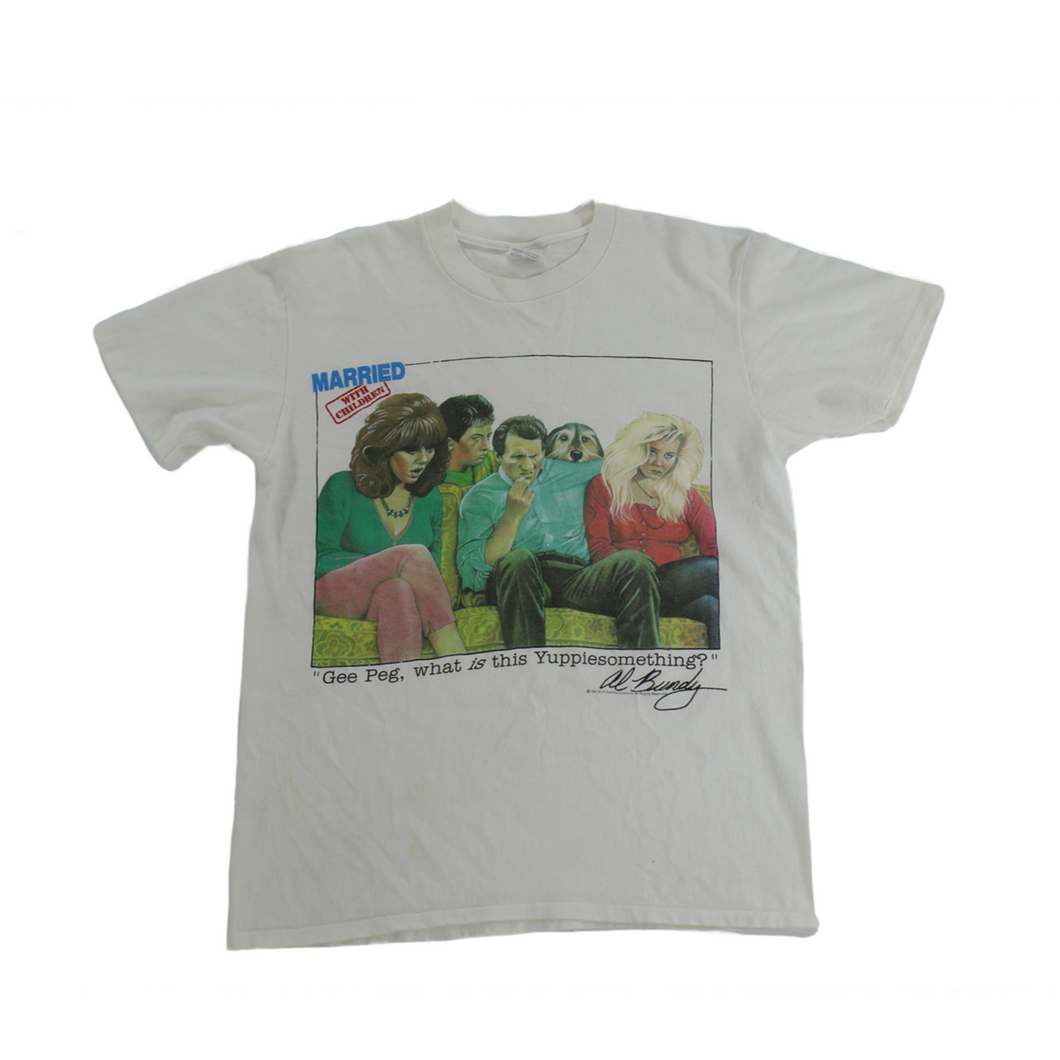 Vintage Married With Children Tee