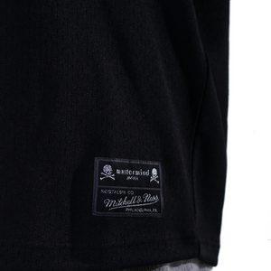 mastermind JAPAN x Mitchell & Ness Jersey Top