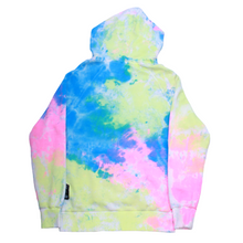 Load image into Gallery viewer, MJB Marc Jacques Burton Tie-Dye Hoodie