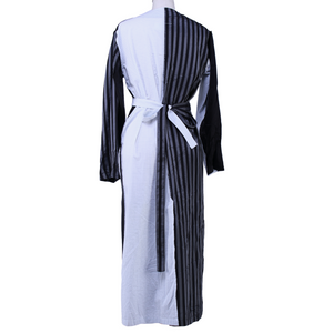 MM6 Maison Margiela Wrap Maxi Dress