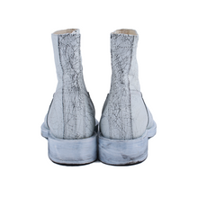 Load image into Gallery viewer, Maison Margiela MM6 Painted Cowboy Boots