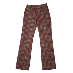MM6 Maison Margiela Check Pants