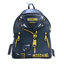 Load image into Gallery viewer, Moschino x Sims Pixel Backpack