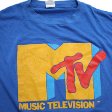 Load image into Gallery viewer, Vintage MTV Tee