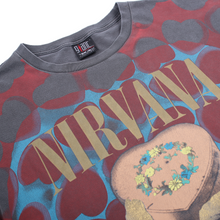Load image into Gallery viewer, Vintage 1993 Nirvana Heart-Shaped Box Tee