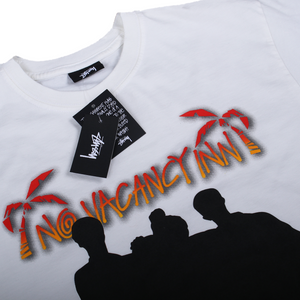 Stüssy x No Vacancy Inn Weekend Tee