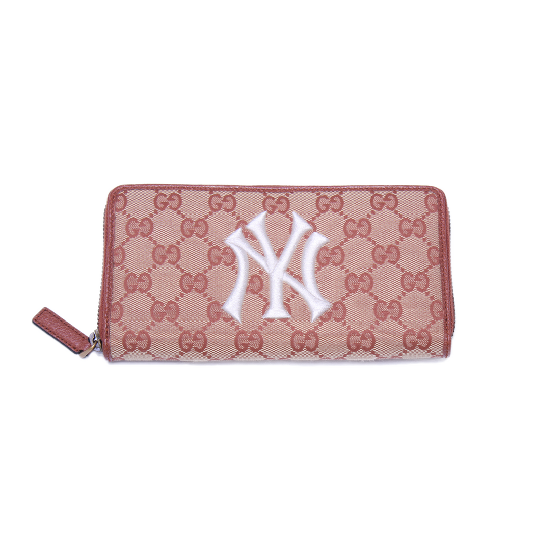 Gucci NY Yankees Wallet