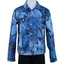 Load image into Gallery viewer, Palace Double Denim Jacket