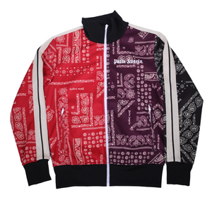 Palm Angels Bandana Track Jacket