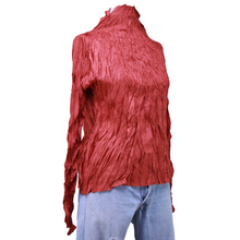 Load image into Gallery viewer, Pleats Please Issey Miyake Crinkle Top