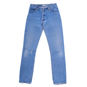 RE/DONE Straight-Leg Jeans
