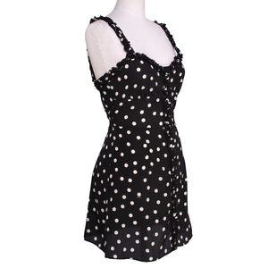 Réalisation Par Polka Dot Dress