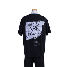Load image into Gallery viewer, RHUDE x Maxfield Who Are You Tee