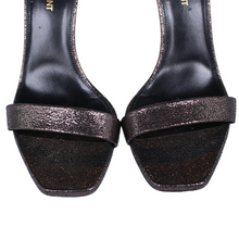 Load image into Gallery viewer, Saint Laurent Amber Ankle Strap Heels