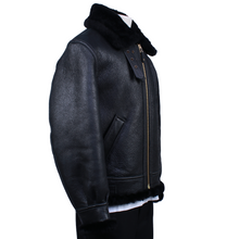 Load image into Gallery viewer, Schott Classic B-3 Bomber Jacket