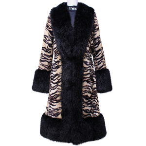 Shrimps Vivien Faux Fur Coat