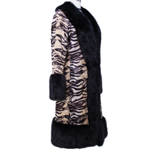 Load image into Gallery viewer, Shrimps Vivien Faux Fur Coat
