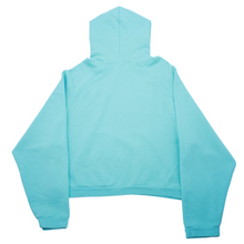 Load image into Gallery viewer, Siberia Hills Hoodie - Aqua