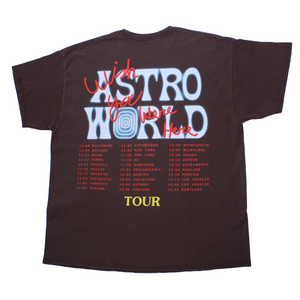Astroworld Sicko Mode Tee
