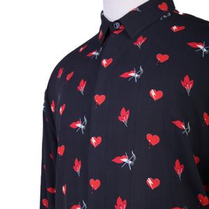 Saint Laurent Button-Up Shirt