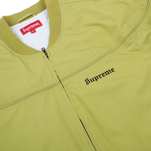 Supreme x Thrasher Crew Jacket