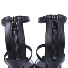 Load image into Gallery viewer, Tom Ford T-Strap Heeled Sandals
