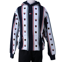 Load image into Gallery viewer, KITH x Tommy Hilfiger Stripe Hoodie