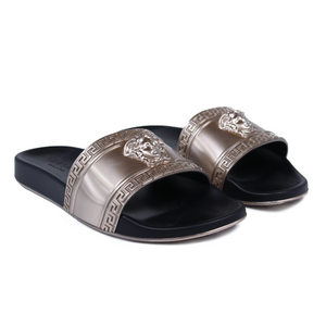 Versace Medusa Head Beach Slides