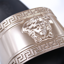 Load image into Gallery viewer, Versace Medusa Head Beach Slides