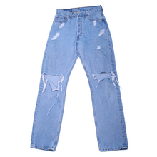 Load image into Gallery viewer, Vintage High-Waisted Levi's Jeans - 26""