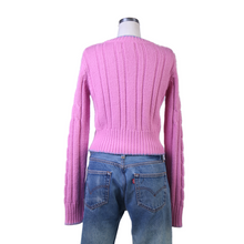 Load image into Gallery viewer, Vivienne Westwood Cropped Cardigan