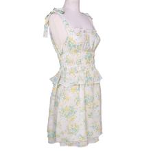 Load image into Gallery viewer, With Jéan Smocked Floral Dress