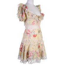Load image into Gallery viewer, Zimmermann Melody Mini Dress